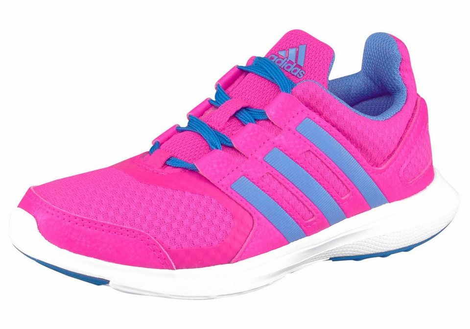 adidas Performance »Hyperfast 2.0« Laufschuh Kinder in pink-blau