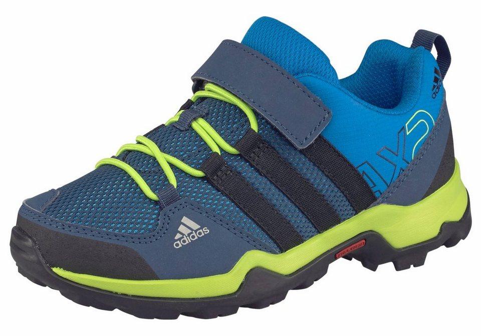 adidas Performance »AX2 CF« Outdoorschuh Kinder in blau-limone