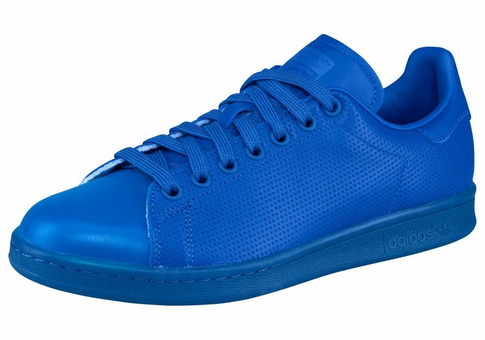 adidas Originals Stan Smith adicolor Sneaker in Blau