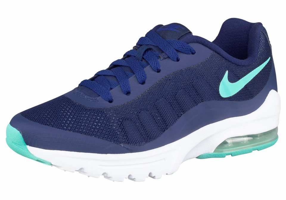 Nike »Air Max Invigor Wmns« Sneaker in royalblau-türkis