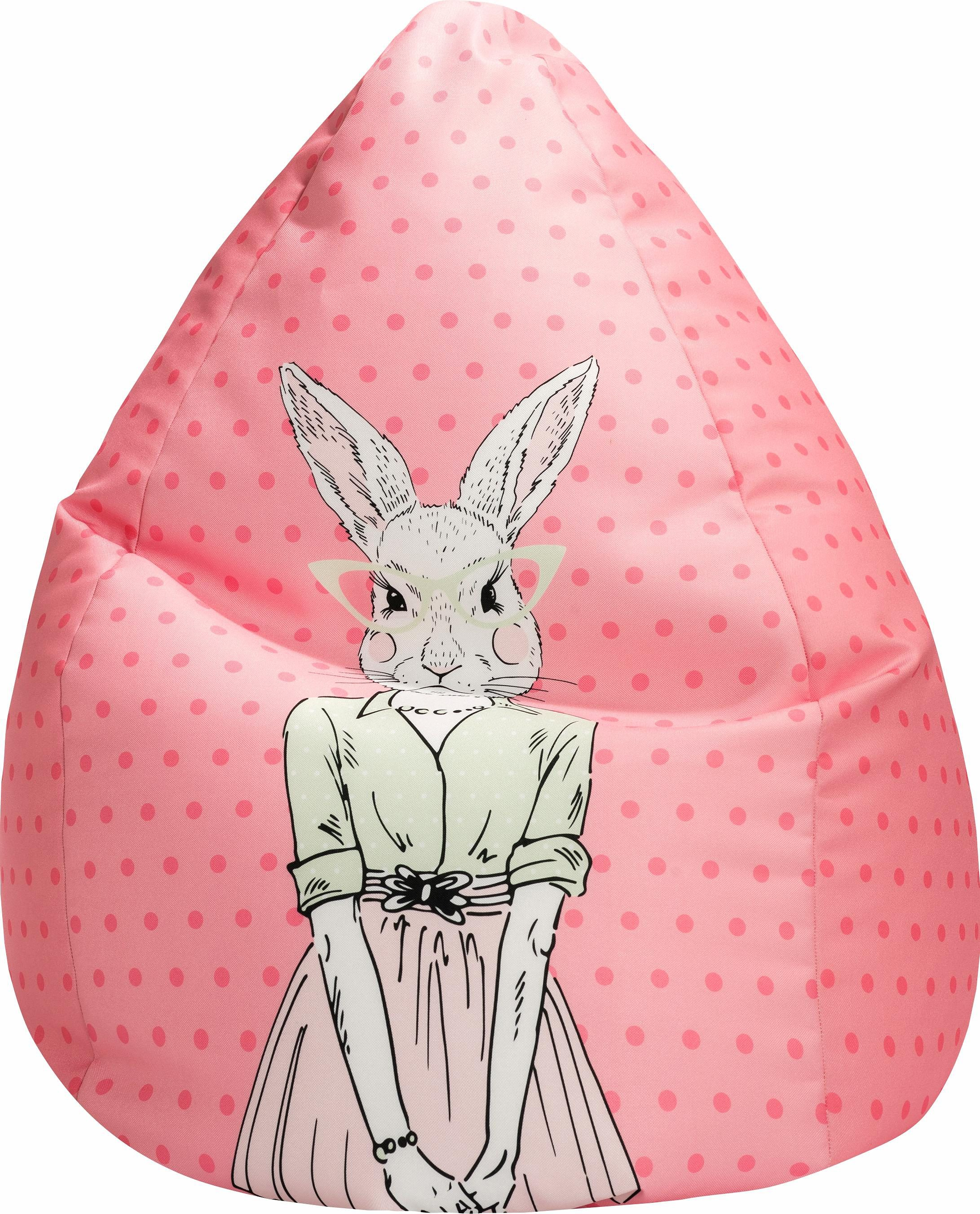 Sitting Point Sitzsack »Miss Rabbit XL«