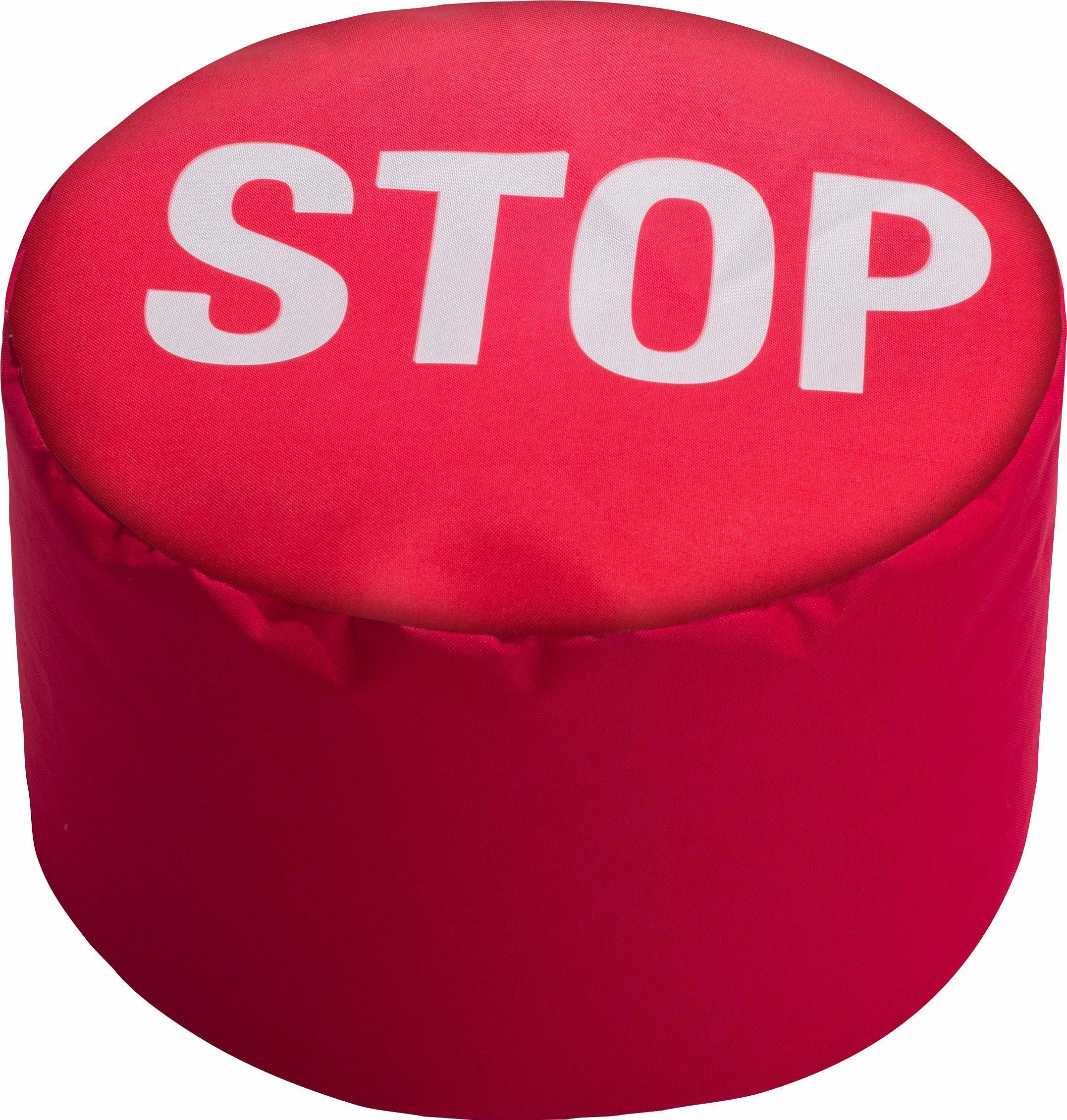 Sitting Point Sitzsack »DotCom STOP«