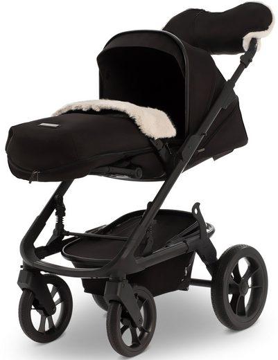Moon Kombi-Kinderwagen »Solitaire, black«, mit Wiegefunktion; Kinderwagen