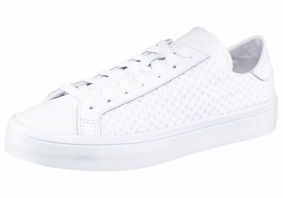 adidas Originals »Courtvantage« Sneaker in weiß