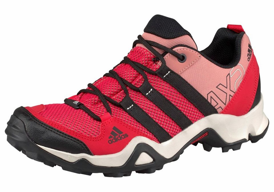 adidas Performance »AX2 W« Outdoorschuh in rot