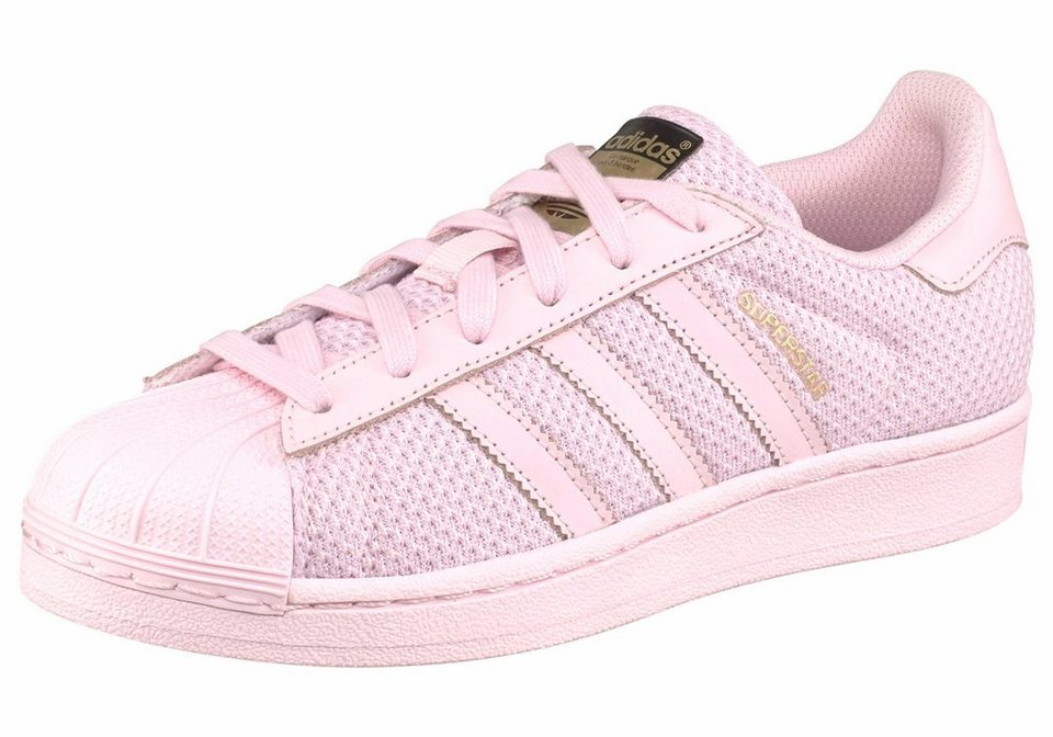 adidas Originals Sneaker »Superstar EL« Kinder in rosa