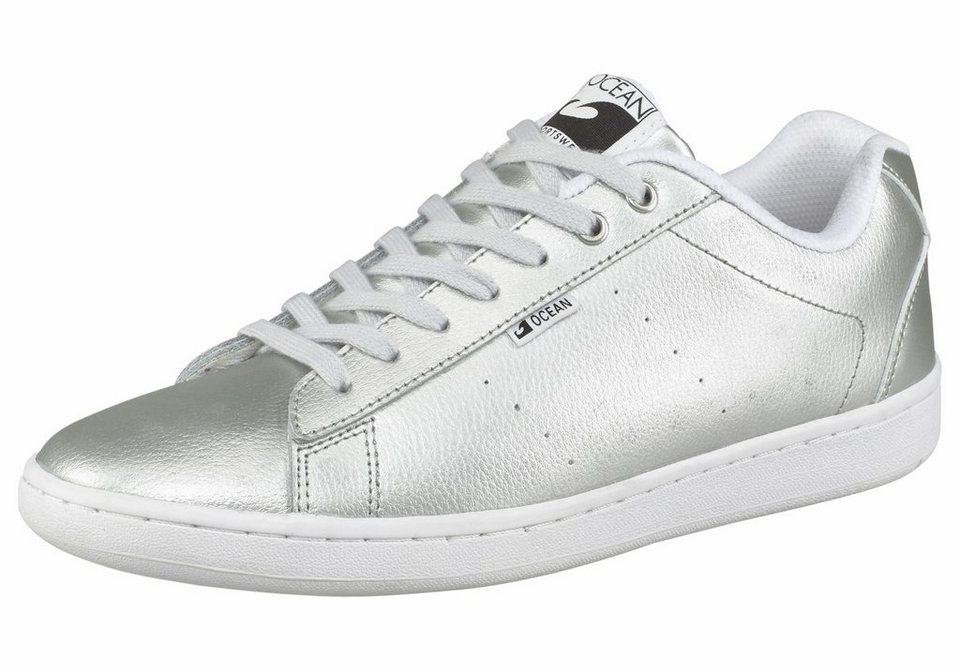 Ocean Sportswear »Select W« Sneaker in silberfarben