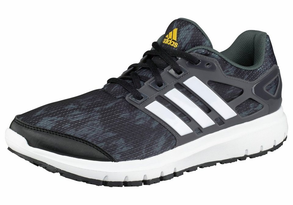 adidas Performance »Energy Cloud M« Laufschuh in schwarz-grau