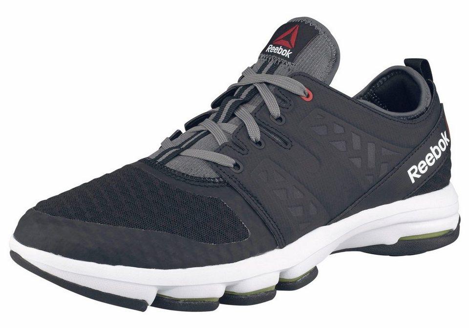 Reebok »DMX Flex Optimum M« Walkingschuh in schwarz