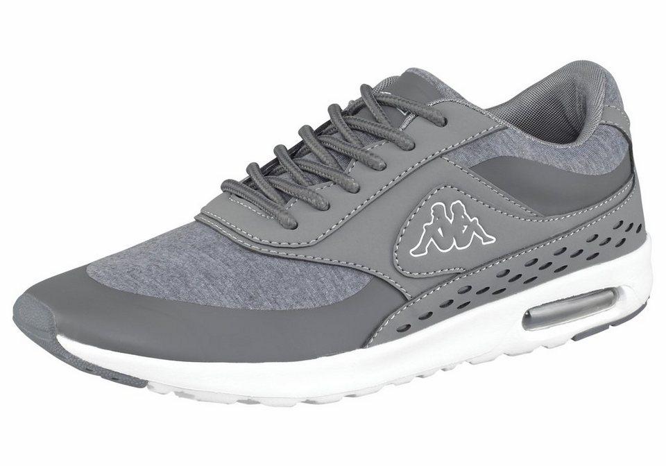 Kappa »Milla Jersey« Sneaker in grau