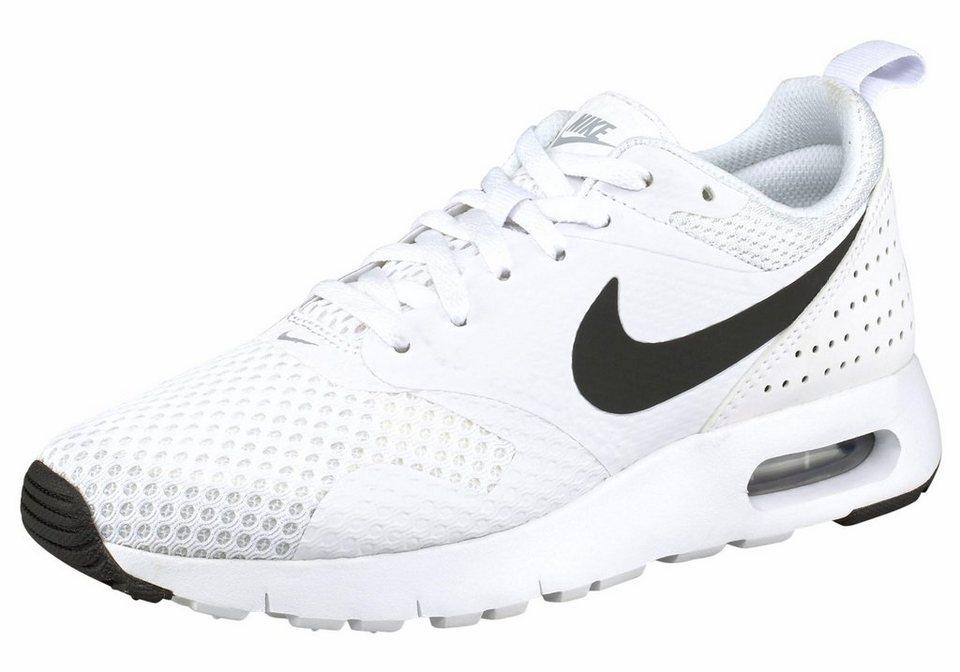 Nike »Air Max Tavas BR« Sneaker in weiß-schwarz