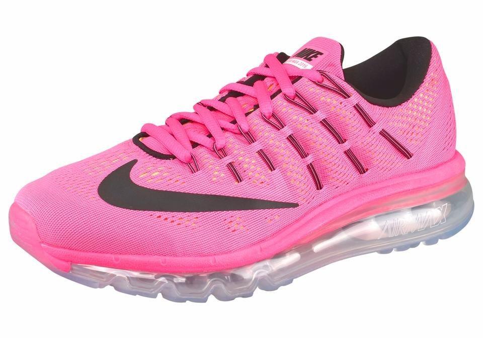 Nike »Air Max 2016 Wmns« Laufschuh in neonpink-schwarz