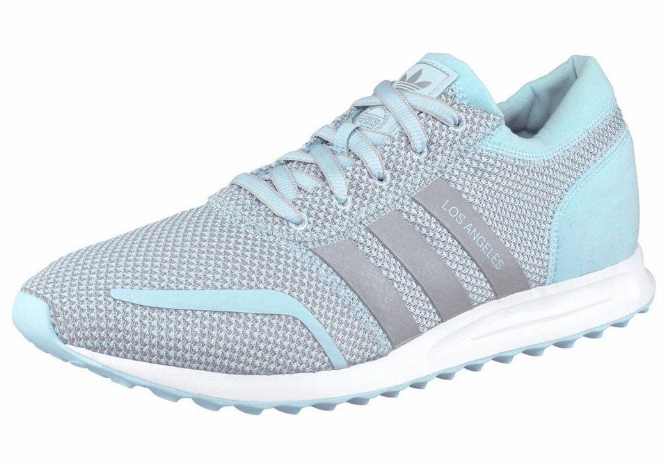 adidas Originals »Los Angeles« Sneaker in grau-mint