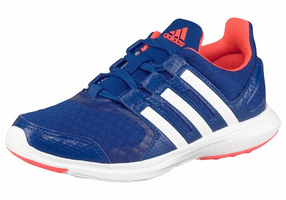 adidas Performance Laufschuh »Hyperfast 2.0« Kinder in blau-weiß