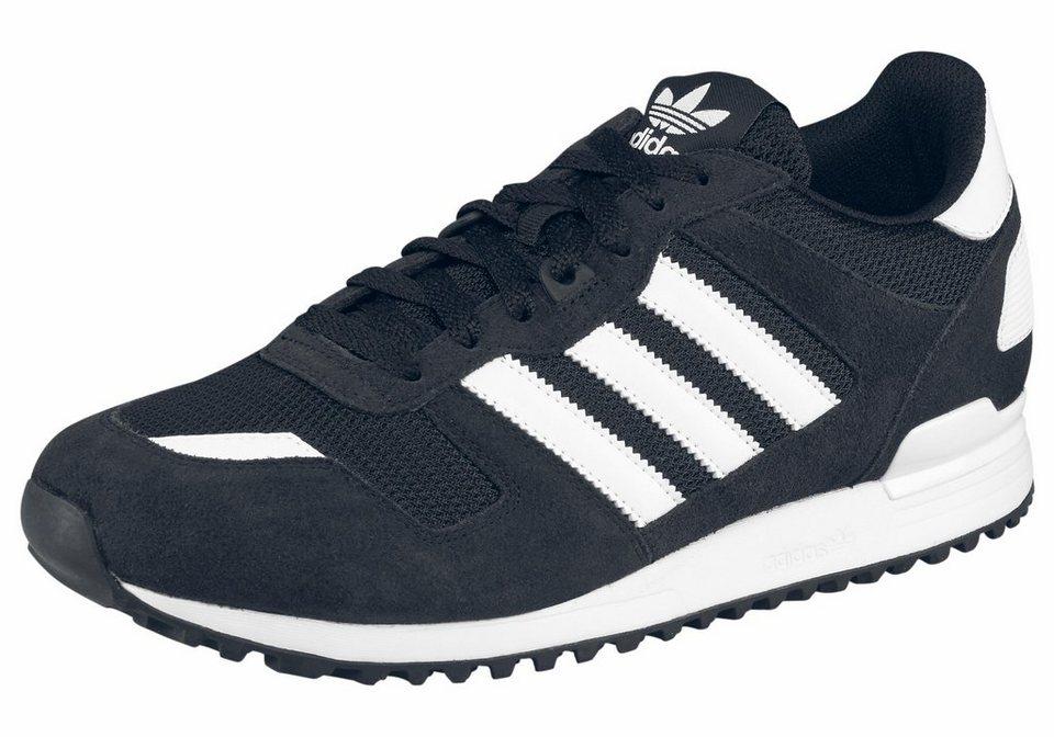 adidas Originals »ZX 700« Sneaker in schwarz-weiß
