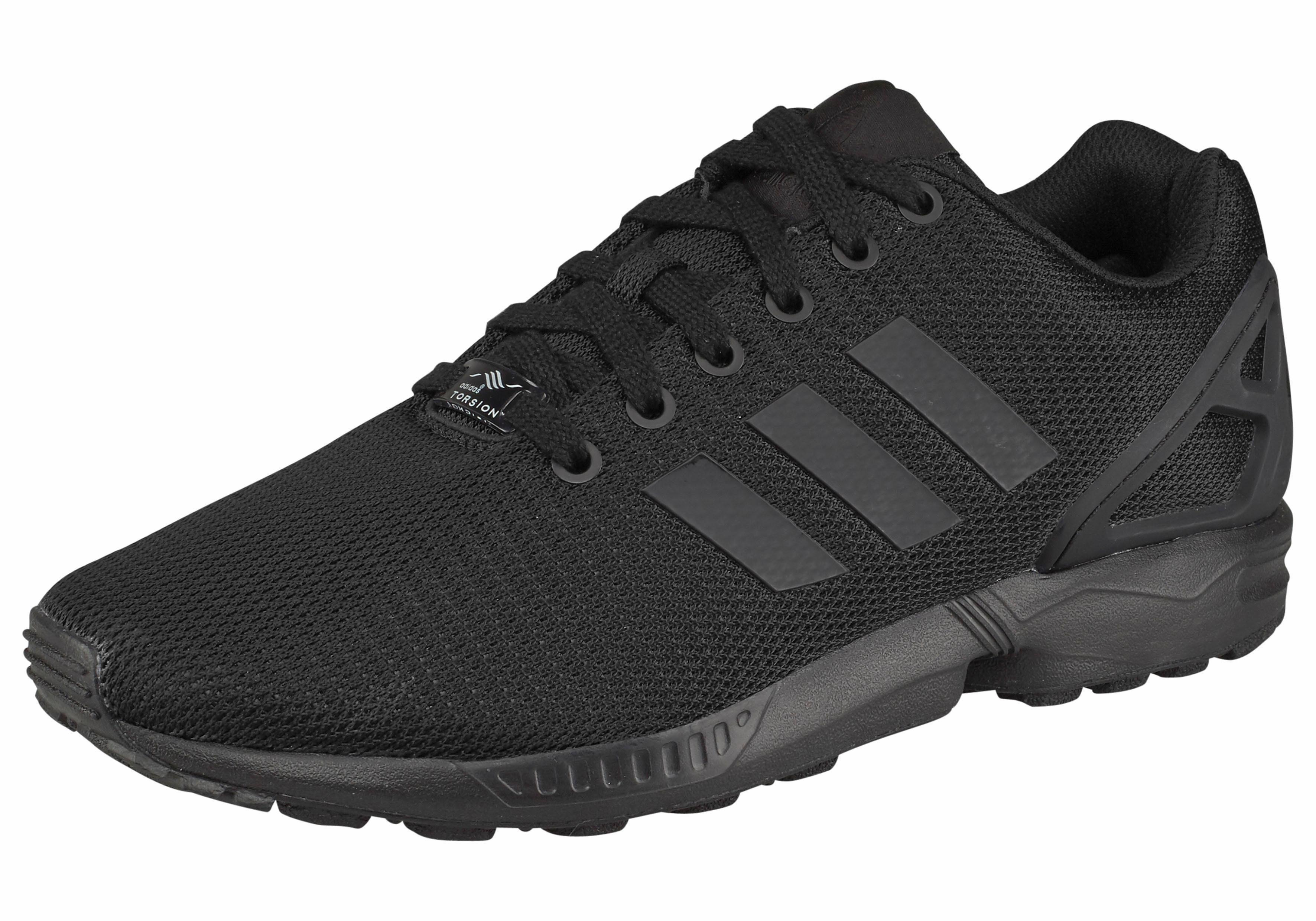 adidas Originals ZX Flux Sneaker online kaufen  schwarz