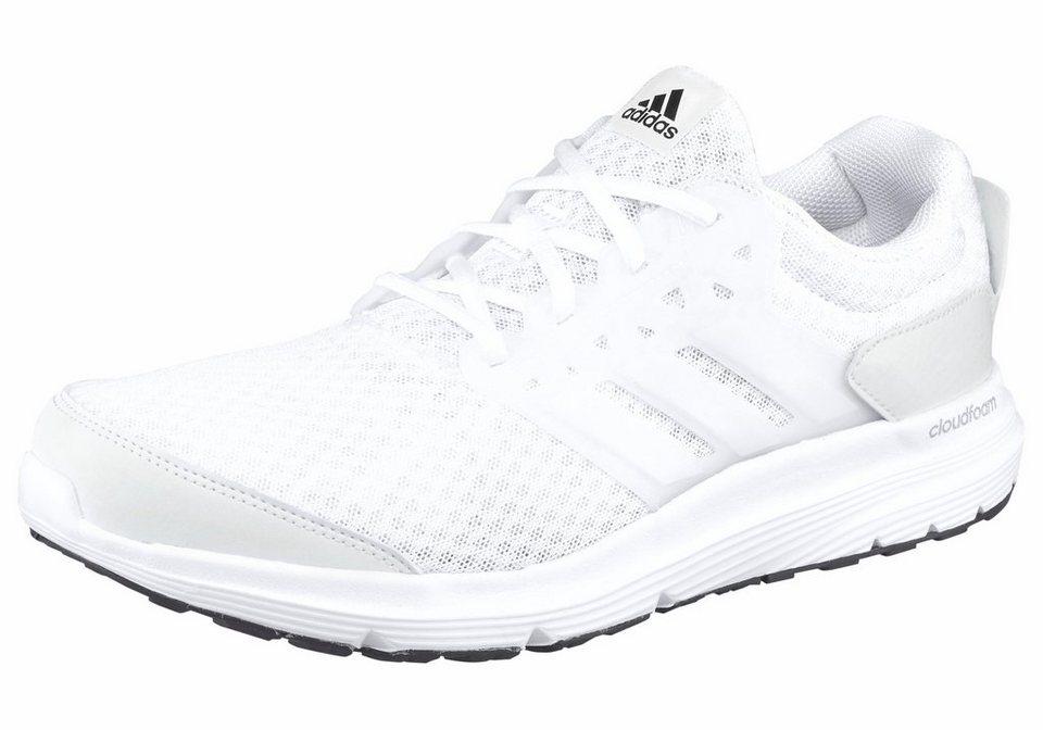 adidas Performance Laufschuh »Galaxy 3 M« in weiß