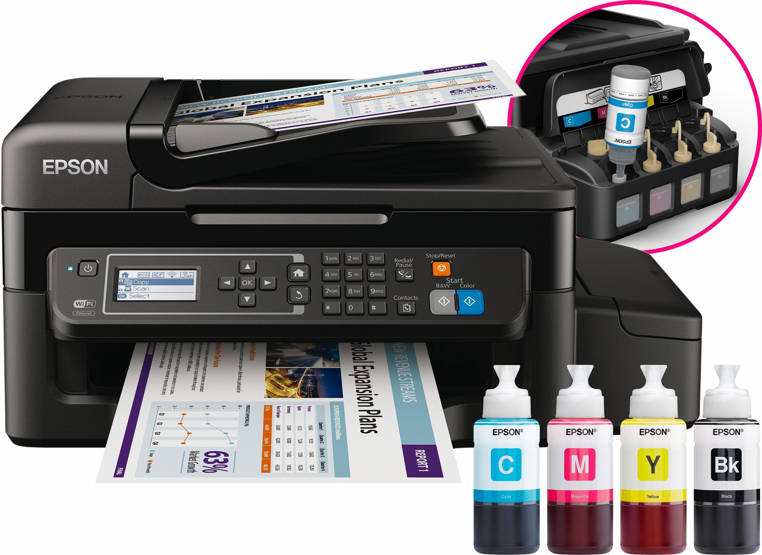 Vorschaubild von Epson EcoTank ET-4500 Multifunktionsdrucker