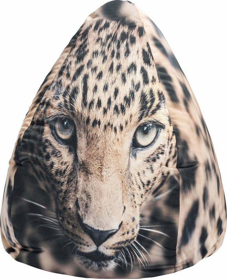 Sitting Point Sitzsack »Safari XL« in Leopard