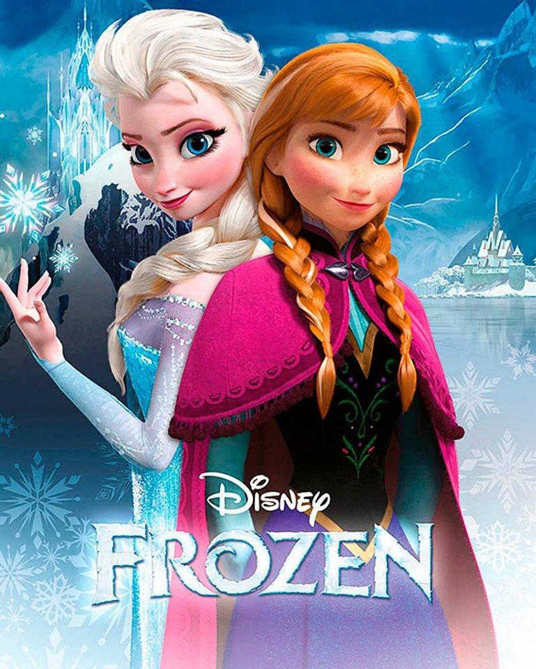 Home affaire Deco Panel »Disney Frozen«, 40/50 cm in bunt