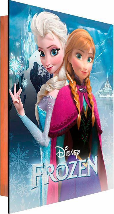 Home affaire Deco Panel »Disney Frozen«, 40/50 cm