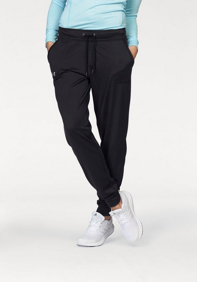 Under Armour® Sporthose »TECH PANT« in schwarz
