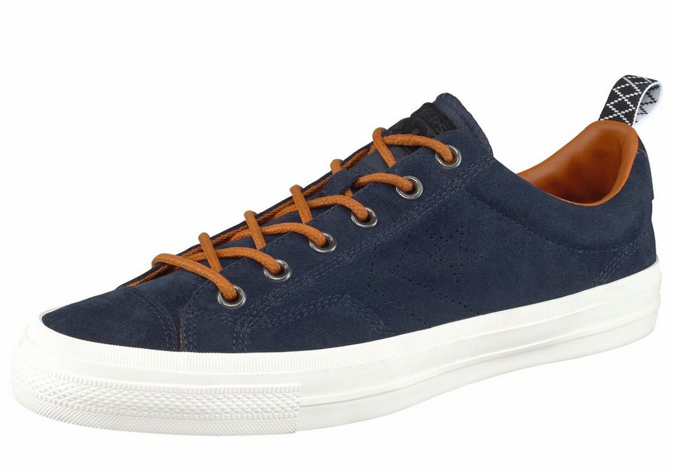 Converse »Star Player Premium Ox« Sneaker in dunkelblau