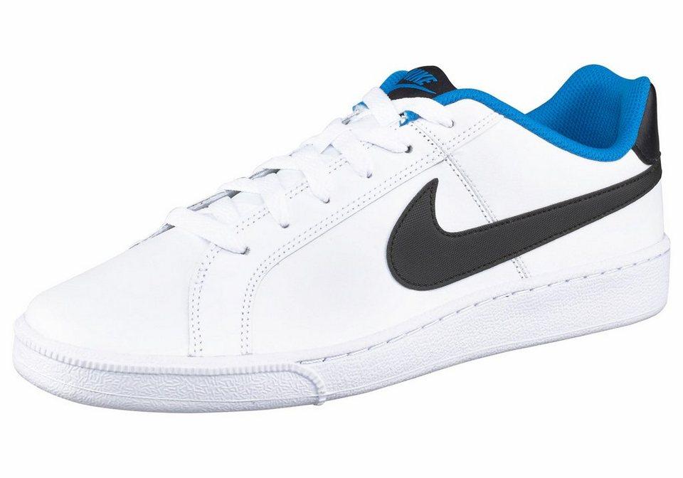 Nike »Court Royale« Sneaker in weiß-schwarz