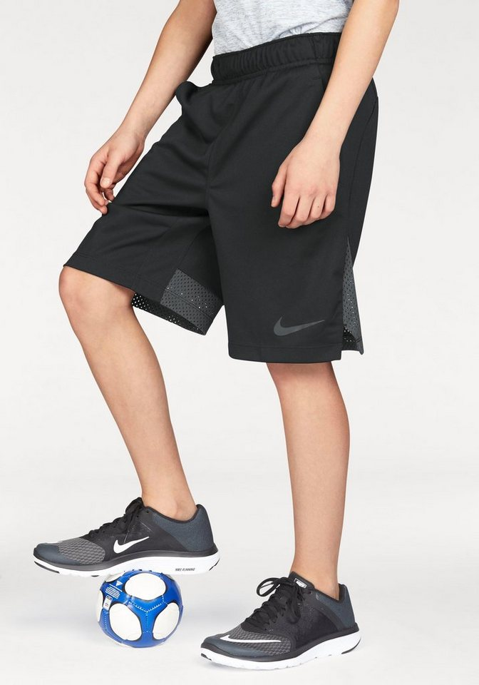 Nike Shorts »HYPERSPEED KNIT SHORT YOUTH« in schwarz