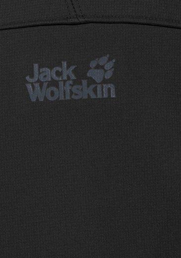 Jack Wolfskin Softshelljacke NORTHERN POINT, 100% PFC frei
