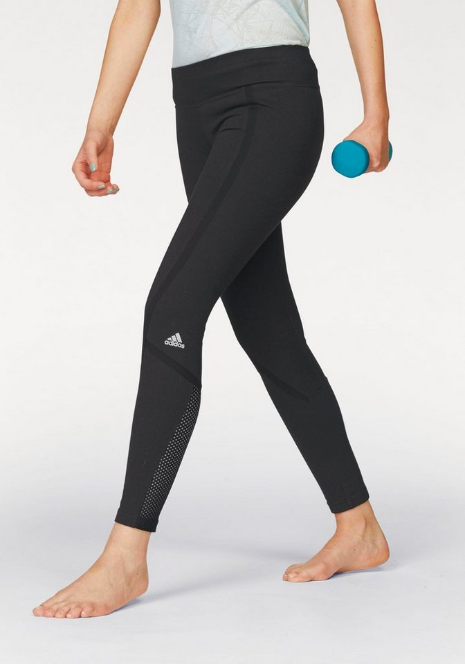 adidas performance leggings mesh tight kaufen otto. Black Bedroom Furniture Sets. Home Design Ideas