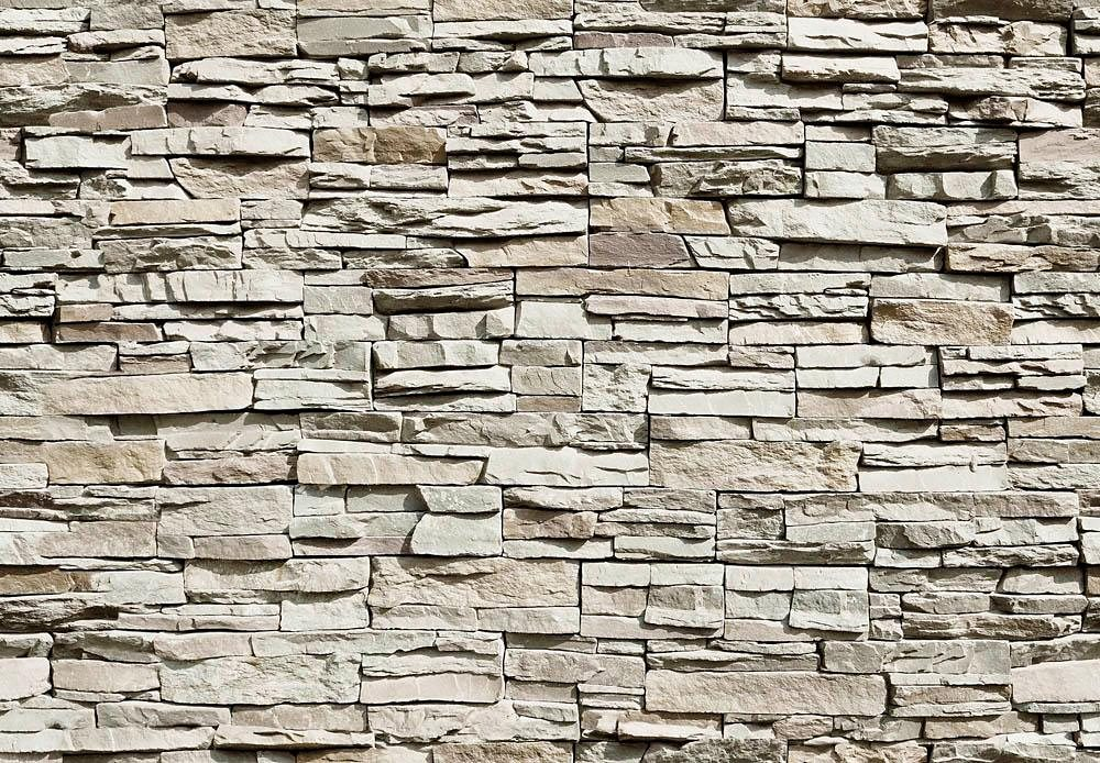 Home affaire Fototapete »Die Mauer«, 366/254 cm