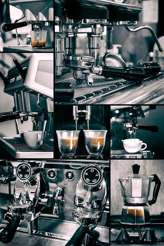 Home affaire Deco Panel »Wer will Kaffee?«, 60/90 cm