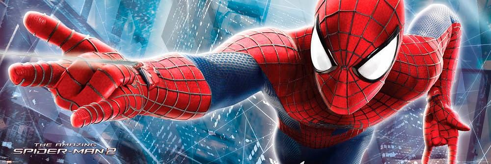 Home affaire Deco Panel »Spiderman«, 156/52 cm