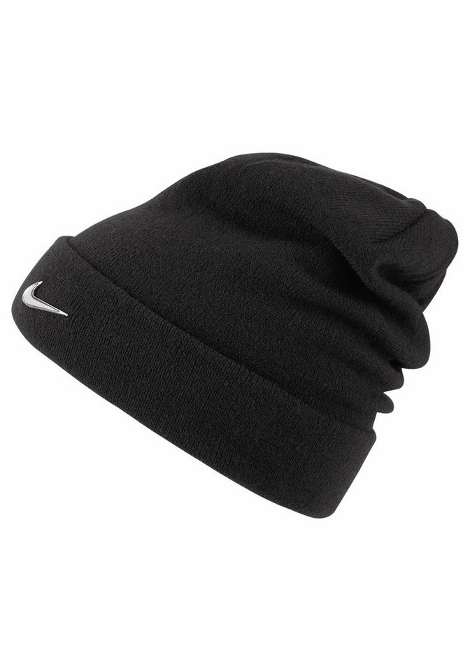 Nike Beanie »METAL SWOOSH BEANIE YOUTH« in schwarz