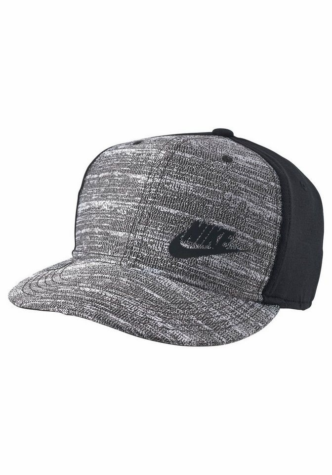 Nike Snapback Cap »TECH PACK TRUE YOUTH« in grau-schwarz