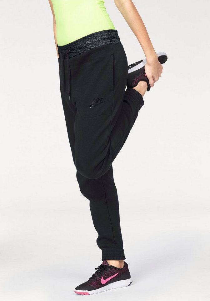 Nike Jogginghose »NSW AV15 FLEECE PANT« in schwarz