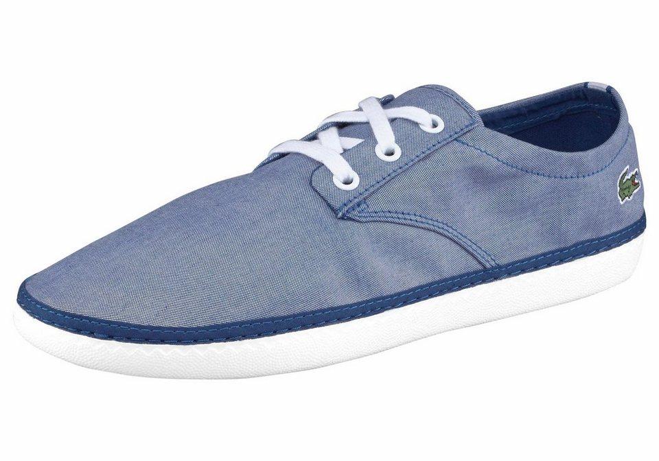 Lacoste »Malahini Deck 21« Sneaker in blau