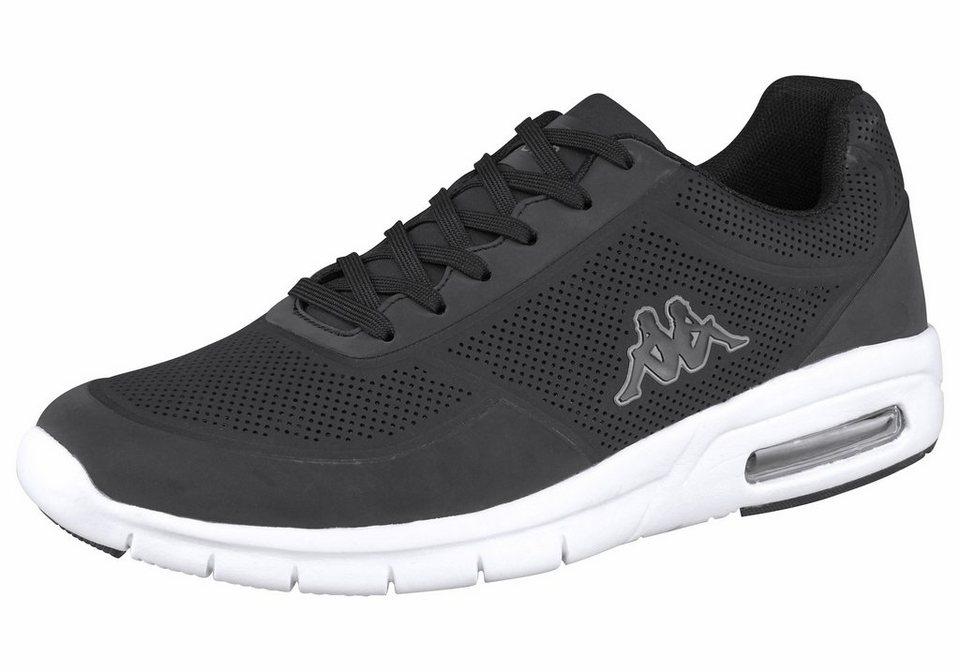 Kappa »Peru« Sneaker in schwarz
