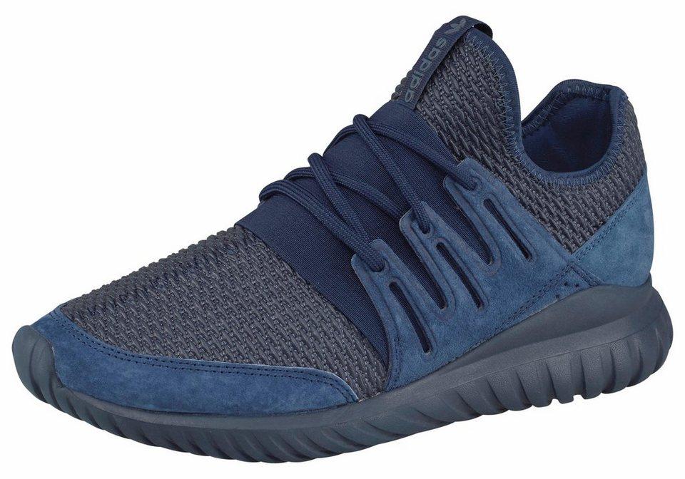 adidas Originals »Tubular Radial« Sneaker in dunkelblau