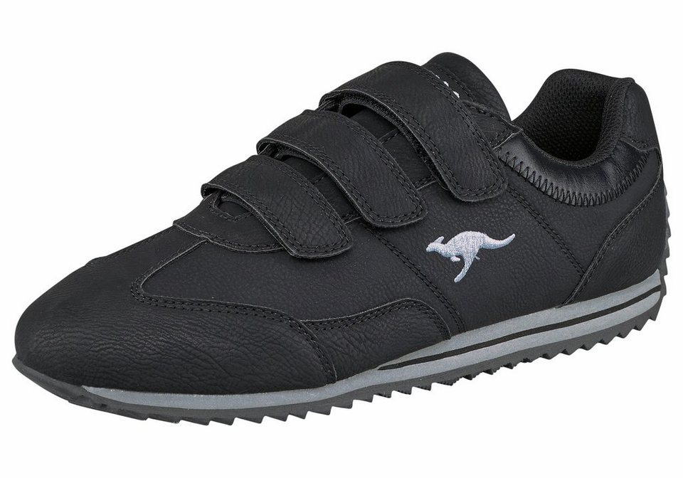KangaROOS »Teno II V« Sneaker in schwarz