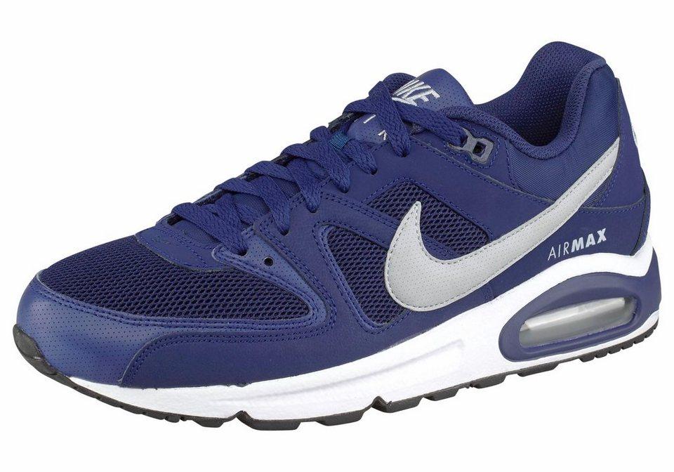 Nike »Air Max Command« Sneaker in dunkelblau-hellgrau