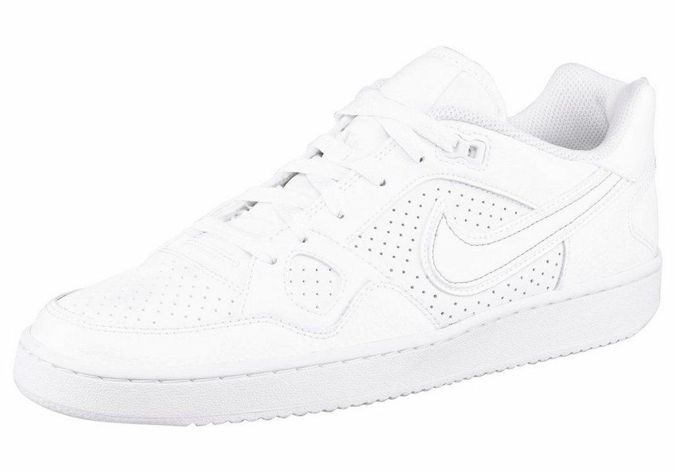 Nike »Son of Force« Sneaker in weiß-weiß