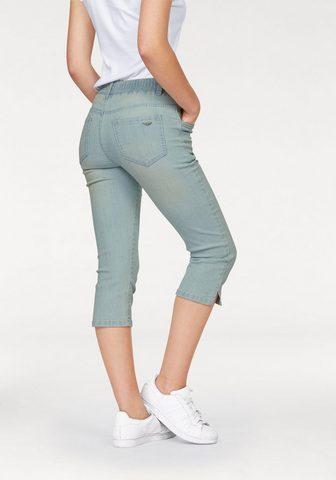 ARIZONA Капри джинсы »mit Schlupfbund&la...