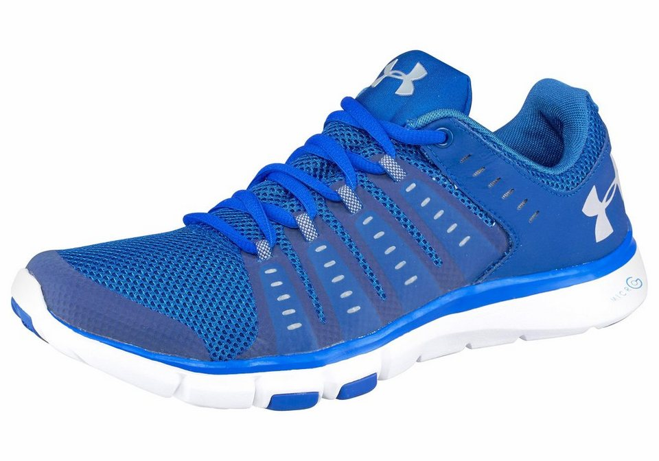 Under Armour® »Micro G Limitless TR 2« Laufschuh in royalblau