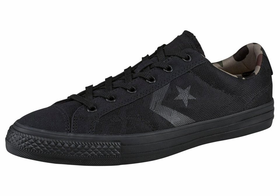 Converse »Cons Star Player Ox« Sneaker in schwarz