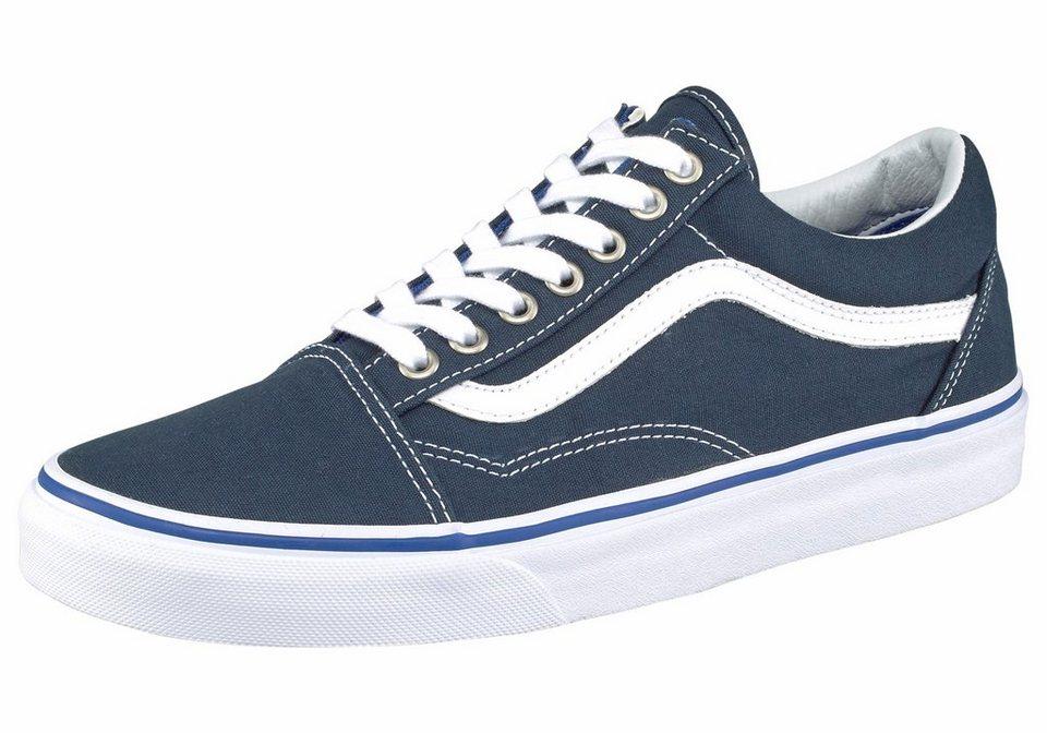 Vans »Old Skool« Sneaker in dunkelblau