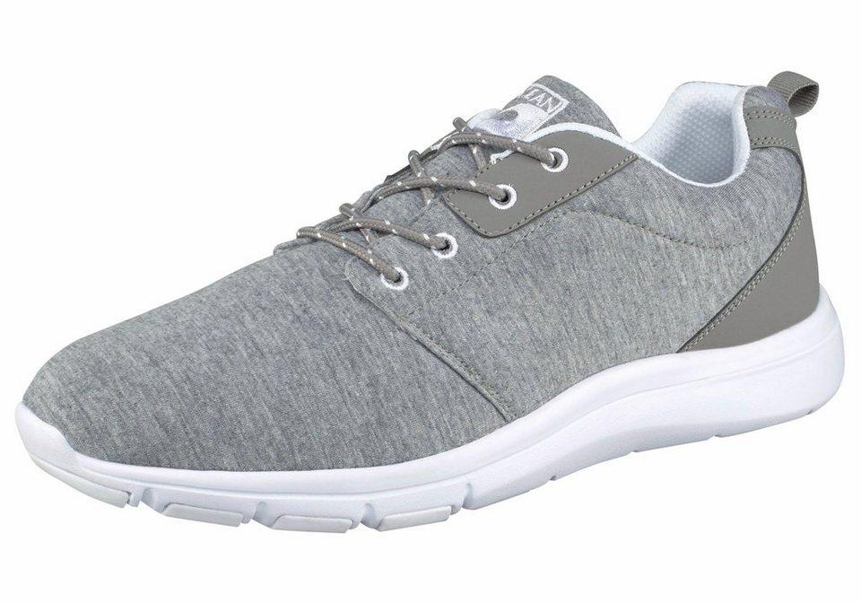 Ocean Sportswear »Flow« Sneaker in grau-meliert