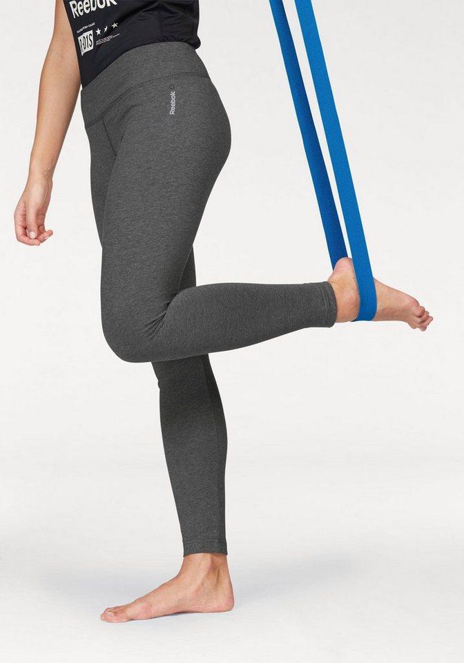 Reebok Leggings in grau