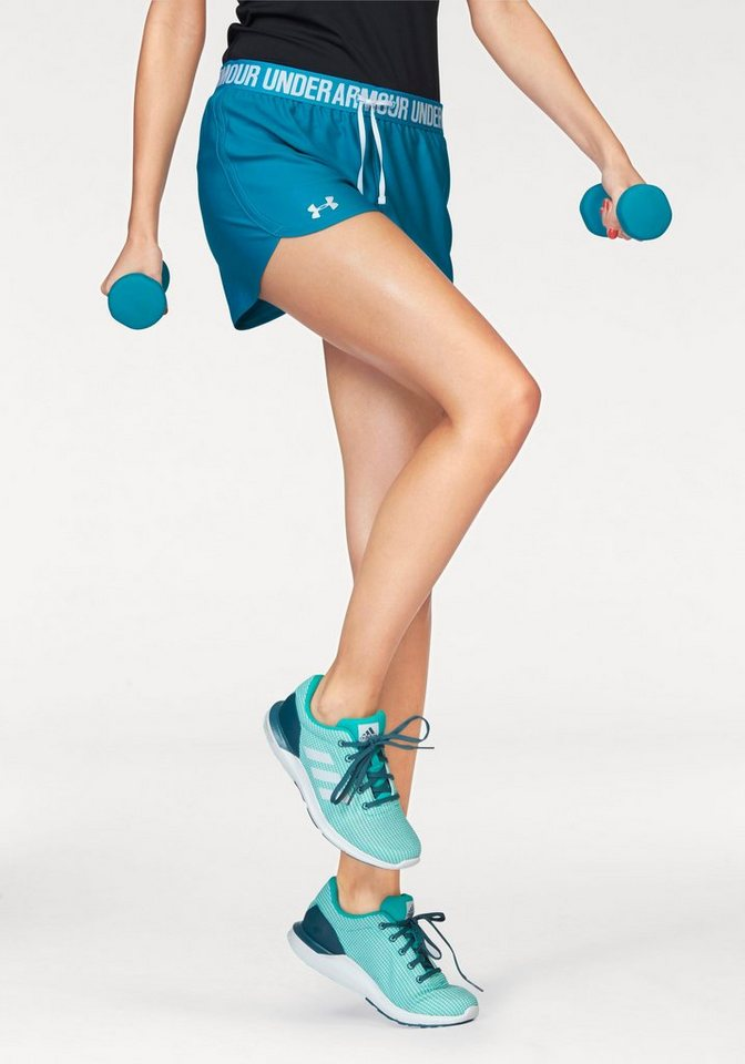 Under Armour® Funktionsshorts »PLAY UP SHORT« in blau